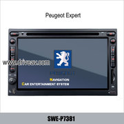 Peugeot Expert OEM Car stereo radio system DVD player TV bluetooth GPS
