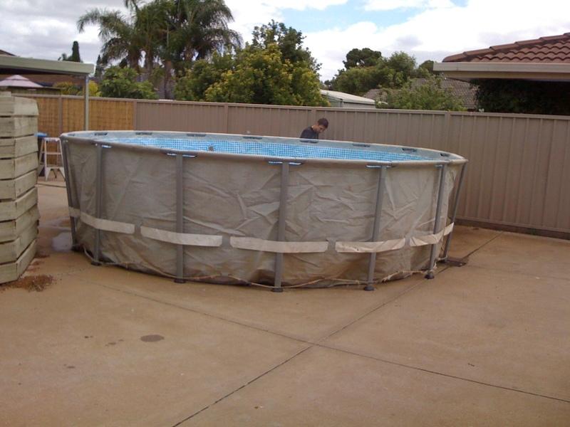 Intex Swimming Pool For Sale Mildura Area Mildura General For Sale Mildura 1299846