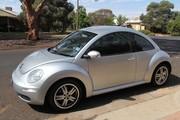 Volkswagen New Beetle Diesel MY08 Manual