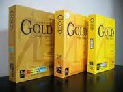 Golden Star copy paper 80gsm/75gsm/70gsm