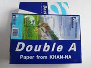 Double AA copy paper 80gsm, 75gsm, 70gsm