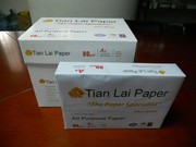 A4 paper   80gsm,  75gsm,  70gsm available for sale good prices now pure