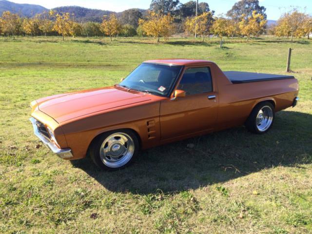 1972 Holden Hq HQ Holden Ute 1972 - Mildura - Cars for sale