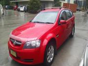2009 Holden 3.6 2009 Holden VE Commodore Omega Sports Wagon Red
