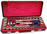 BRAND NEW 41 PIECE SOCKET SET