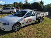 Ford 2007 ford ute 2007 LPG