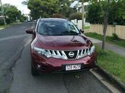 2010 NISSAN murano 2010 Nissan Murano Z51 TI Burgundy Automatic 0sp A