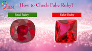 Natural Ruby (Manik) gemstone At Wholesale Price