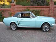 1967 FORD mustang 1967 Ford Mustang Auto