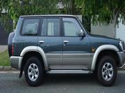 1999 NISSAN 1999 Nissan Patrol Ti GU Auto 4x4