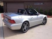 2000 mercedes-benz 2000 Mercedes-Benz SL320 Auto